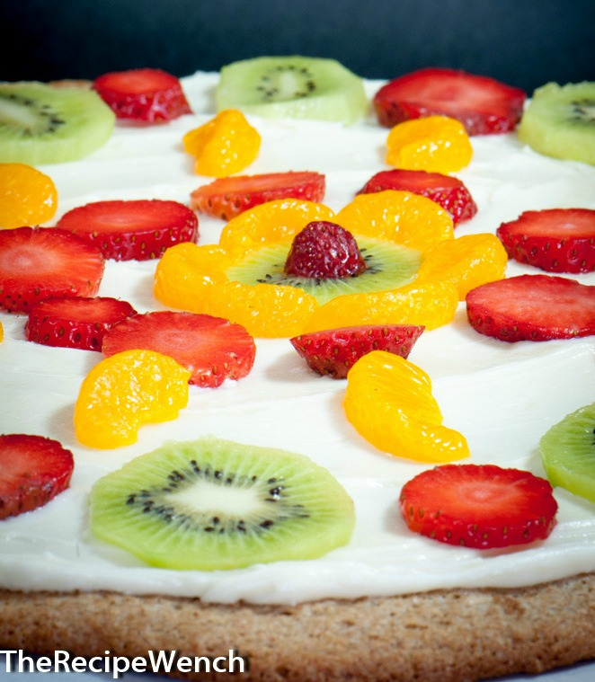 Wholesome Fruit Pizza