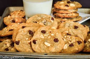 Sea Salt Chocolate Chip Cookies