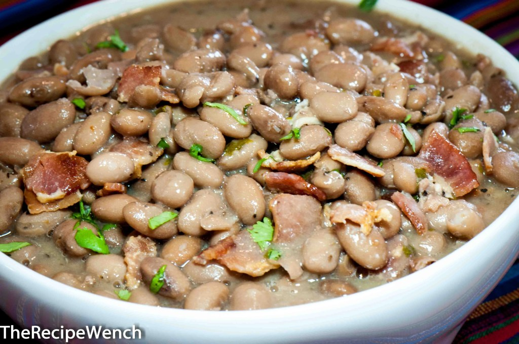 Pinto Beans Mexican Style