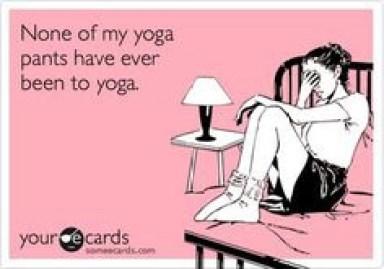 internal dialog of yogi