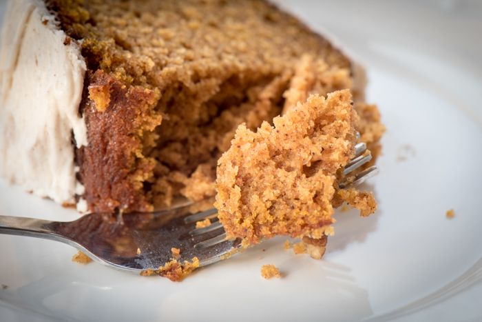Old Fashioned Pumpkin Cake
