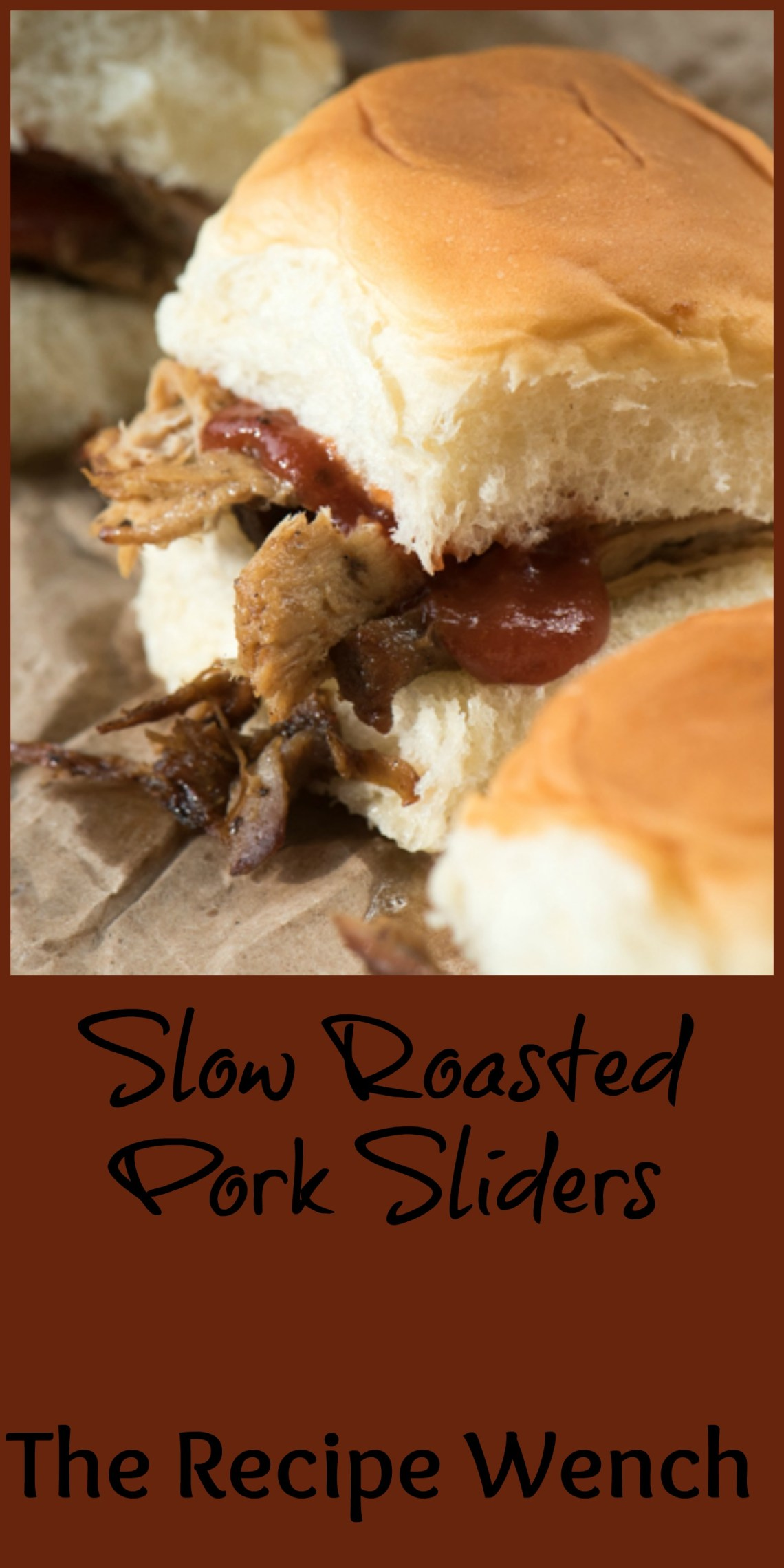 Easy Slow Roasted Pork Sliders   The Recipe Wench