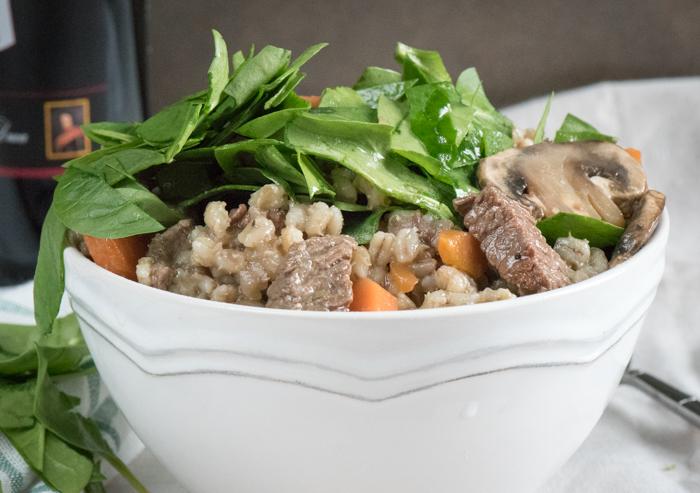 Beef Barley Stew