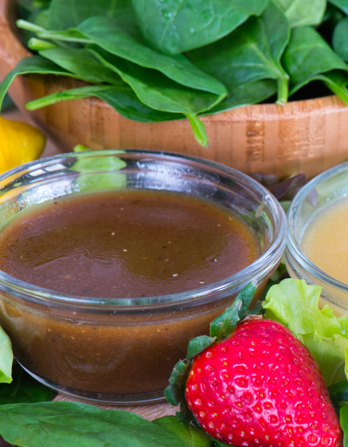 Maple Balsamic Dressing -- 5 minutes to wow! | The Recipe Wench