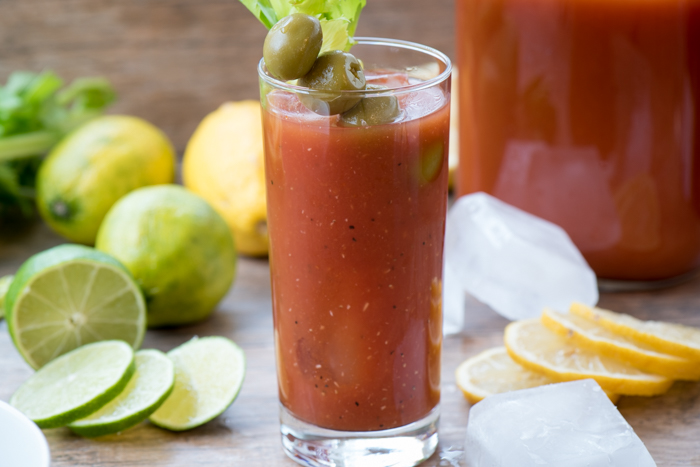 Bloody Mary – A classic brunch cocktail
