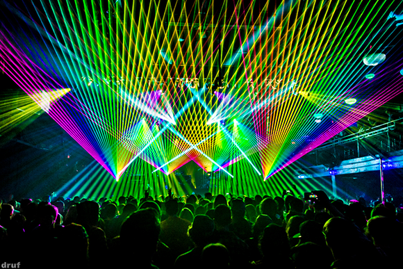 The Disco Biscuits Red Rock Amphitheatre