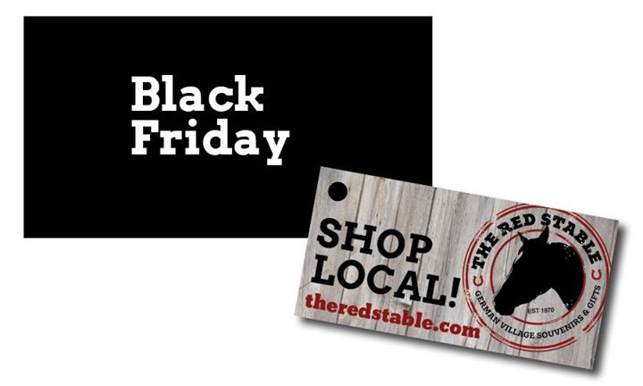 Shop Local BLACK FRIDAY!