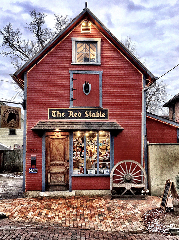The Red Stable German Village Souvenirs Amp Gifts