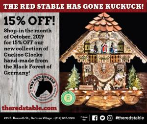 The Red Stable has gone KUCKUCK!! @ The Red Stable