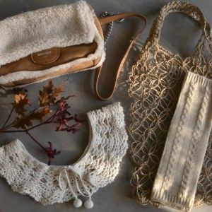 Women's accessories at The Reed Warbler Shop