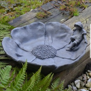 Garden items at The Reed Warbler Shop