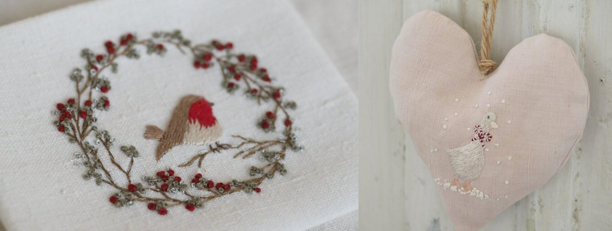 The Stitchery Christmas 2021