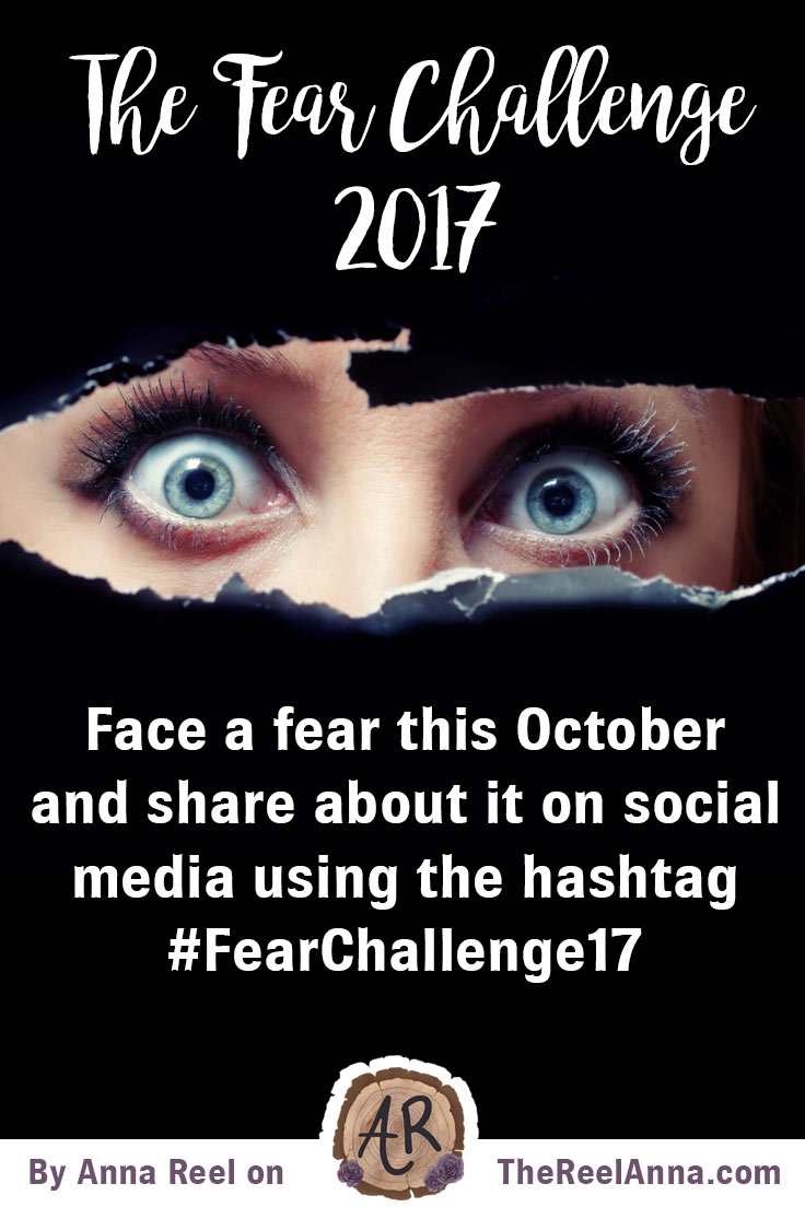 This October, face your fear(s) and share about it on social media using the hashtag #FearChallenge17