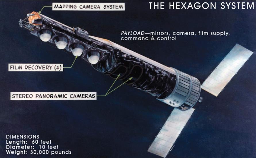 hexagon-spy-satelllite-description