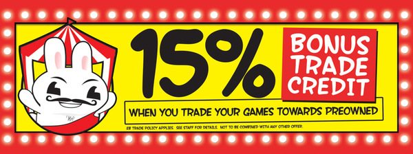 EB Games Trade In Banner