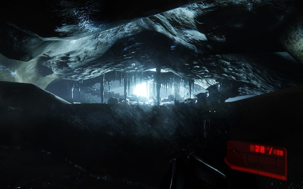 Crysis 3 Screenshot Walpaper Cave