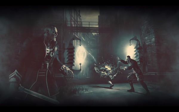 Dishonored Knife of Dunwall DLC Screenshot Wallpaper Story Screen