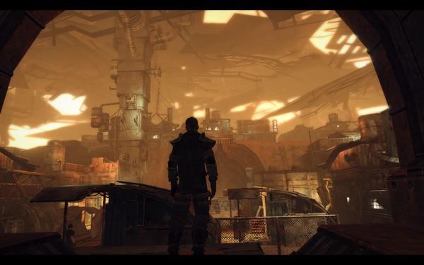 Mars War Logs Screenshot Wallpaper Slums