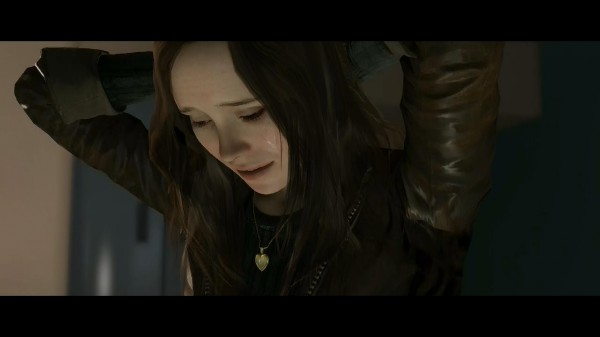 Beyond Two Souls  Review Screenshot Wallpaper Crying