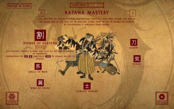 Shadow Warrior Screenshot Wallpaper Upgrades