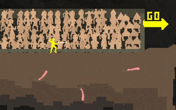 Nidhogg Review Screenshot Wallpaper FOR GLORY
