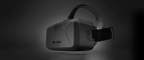 OculusVR Headset Developer Preview 2