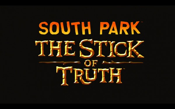 South Park The Stick of Truth Review Screenshot Wallpaper Title Screen