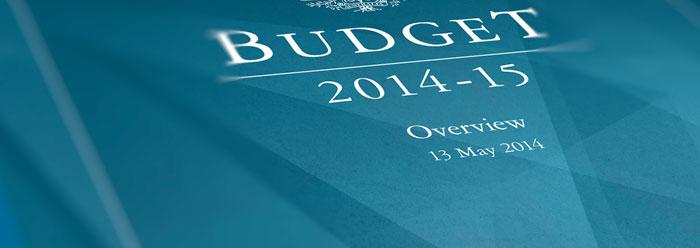 Australian Budget 2014-15