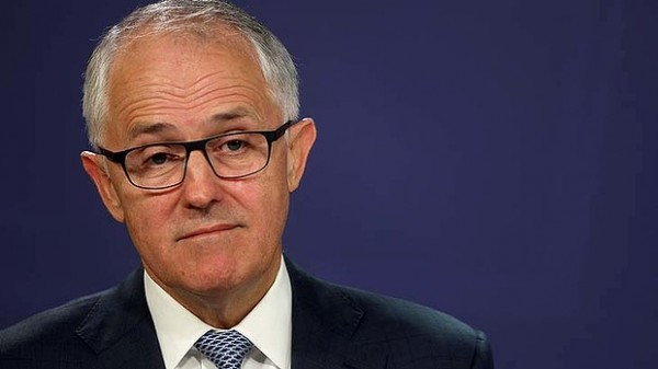 Turnbull's Disinterested Face