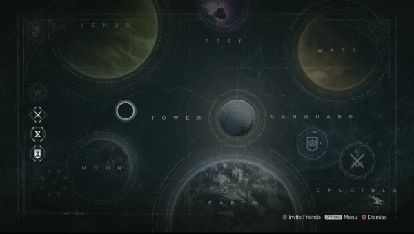 Destiny Review Screenshot Wallpaper CHOOSE YOUR PLANET