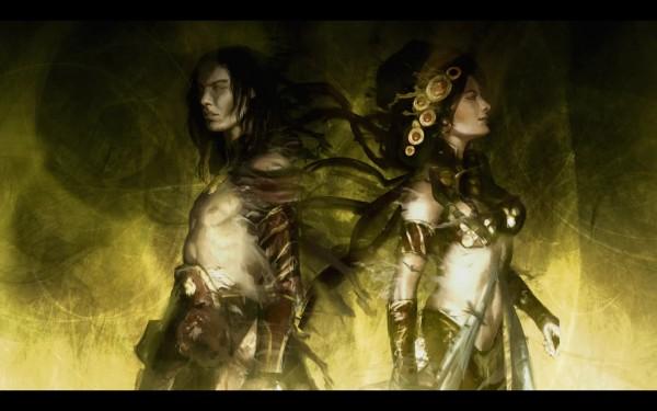 Lichdom Battlemage Review Screenshot Wallpaper The Twins