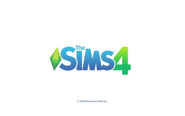 The Sims 4 Review Screenshot Wallpaper Title Screen