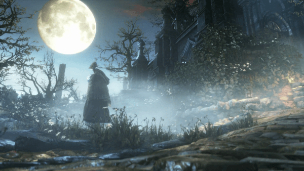 Bloodborne Review Screenshot Wallpaper Oh Good Hunter