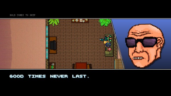 Hotline Miami 2  Wrong Number Review Screenshot Wallpaper Good Times Never Last