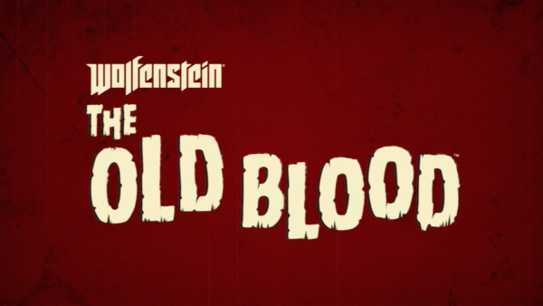 Wolfenstein The Old Blood Review Screenshot Wallpaper Title Screen