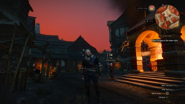 The Witcher 3 The Wild Hunt Review Screenshot Wallpaper Cat School Mastercrafted