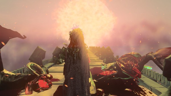 Toren Review Screenshot Wallpaper The Sun Finally Sets