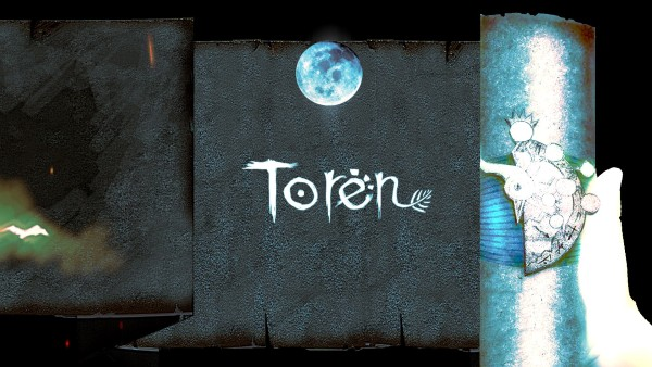 Toren Review Screenshot Wallpaper Title Screen