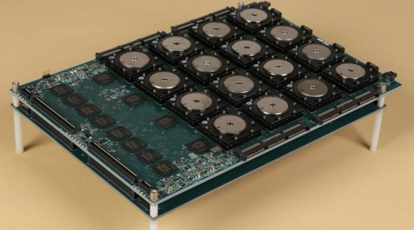 DARPA_SyNAPSE_16_Chip_Board