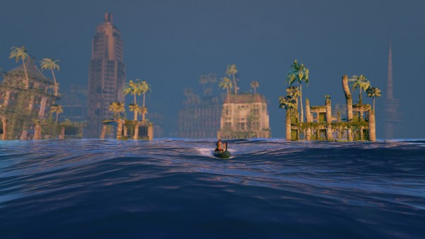 Submerged Review Screenshot Wallpaper The Long Voyage Back Home