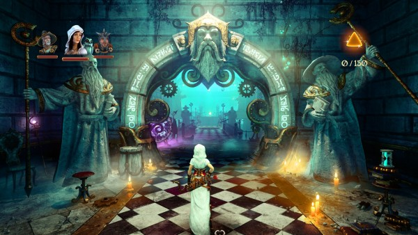 Trine 3 Artifacts of Power Review Screenshot Wallpaper Enter