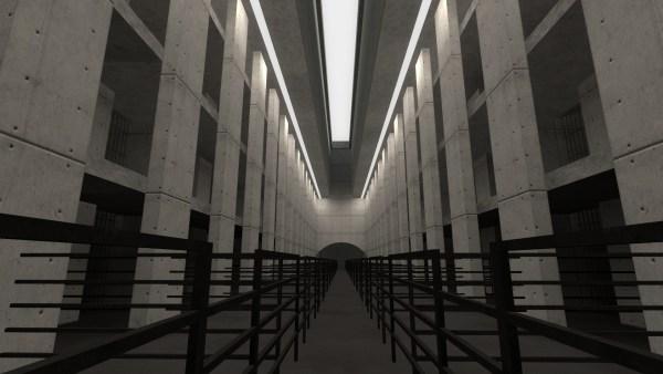 The Beginners Guide Review Screenshot Wallpaper Prison