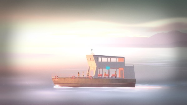 Oxenfree Review Screenshot Wallpaper Its Over Right
