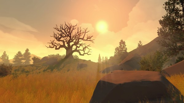 Firewatch Review Screenshot Wallpaper Beautiful Loneliness