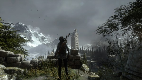 Rise of the Tomb Raider Review Screenshot Wallpaper Geothermal Valley