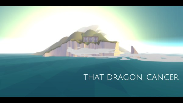 That Dragon Cancer Review Screenshot Wallpaper Title Screen