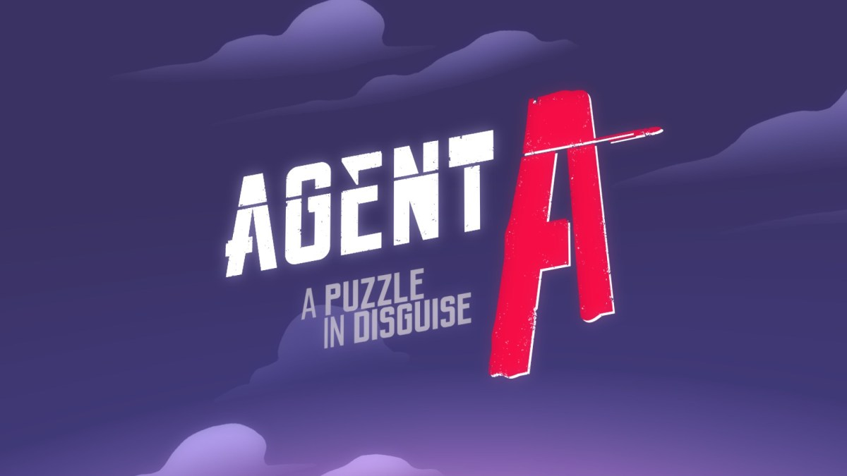 Agent A: A Puzzle In Disguise Pro