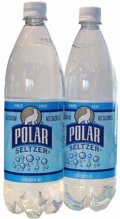 My favorite carbonated water is selzter. I can go through like 20 cans in a week!