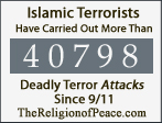 List of Islamic Terror Attacks