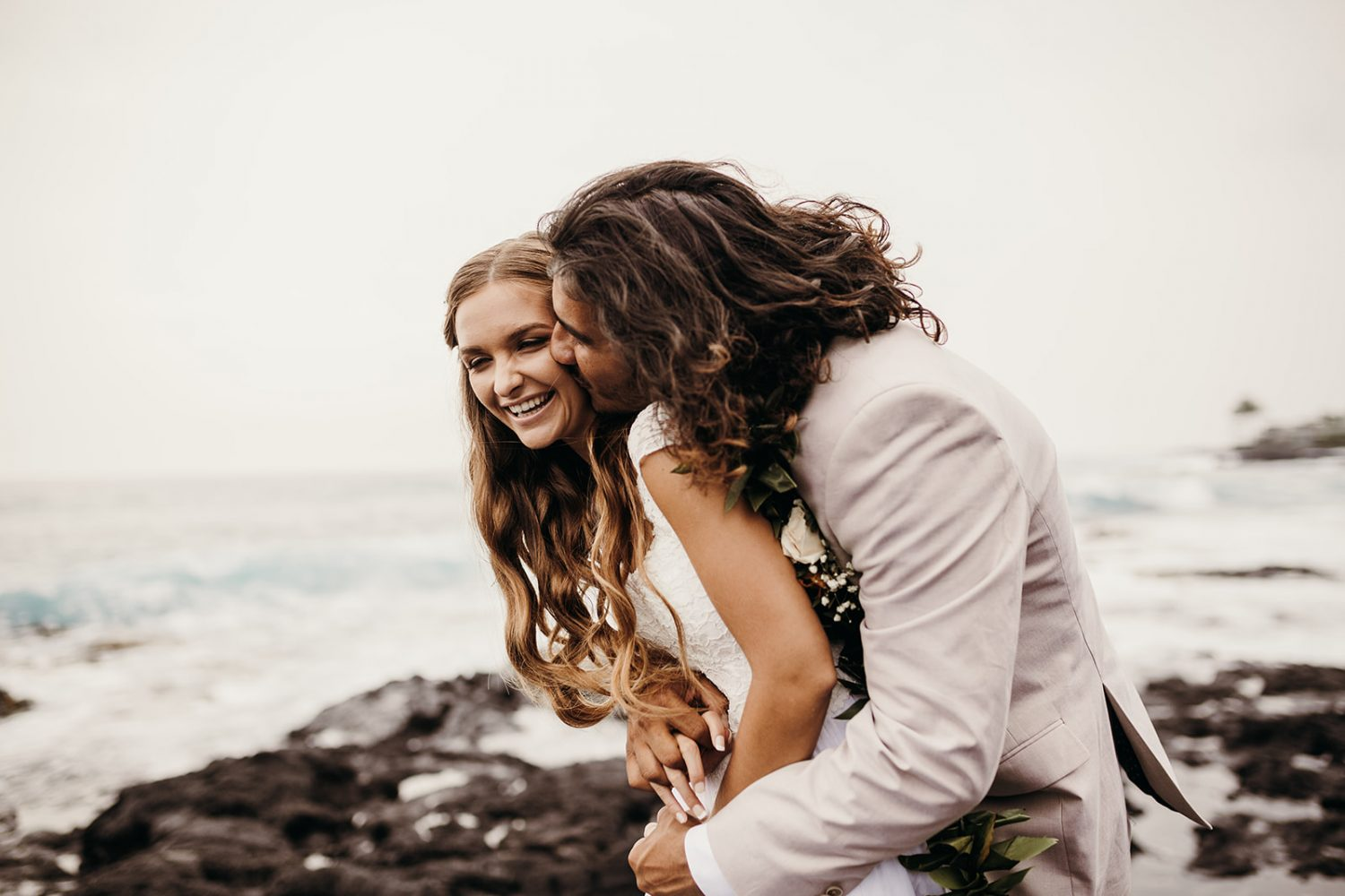 Hawaii Beach Destination Wedding